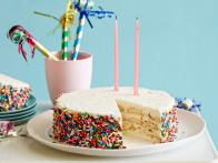 Icebox Birthday Cake