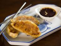 Ki-Sook Yoo's Dumplings with Sesame Dipping...