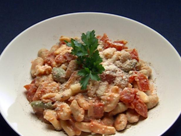Gnocchi with Blush Sauce
