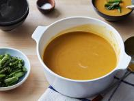 Spiced Squash Soup