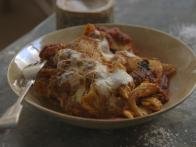 Laura's Pasta al Forno with Sugo