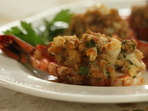 Thelma Brelesky's Scallop-Stuffed Shrimp