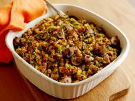 Mushroom, Kale and Herb Stuffing