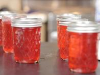Hot Cinnamon Apple Jelly