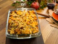 Cornbread Stuffing with Fennel and Sausage