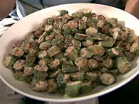 Wet Fried Okra