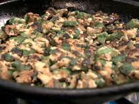 Dry Fried Okra