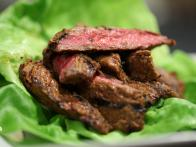 Grilled Skirt Steak with Rendang-Style Marinade