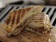 Cubano Sandwich with Mustard Aoili