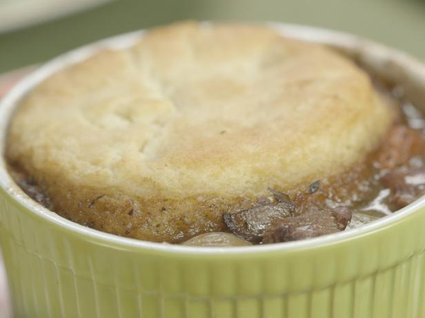 Biscuit-Topped Beef Stew