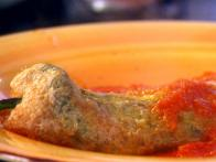 "Stuffed Poblano Chiles (""Chiles Rellenos"")"