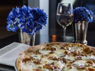 Thea's Fig and Gorgonzola Pizza