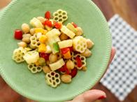Veggie Pasta Salad and Pint-Sized Pasta Salad