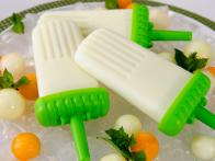 Melon Ice Pops