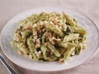Broccoli Rabe, Sausage and Pesto Pasta