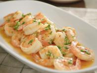 Orange-Chipotle Shrimp