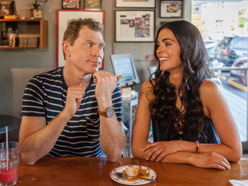 bobby flay and katie lee relationship