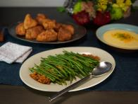 Smoky Sauteed Green Beans