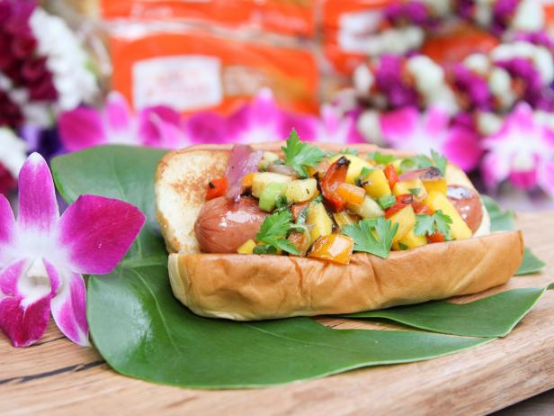 Hawaiian Hot Dog