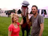 Kelsey & Spike Cook Crab