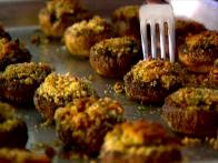 Stuffed Mushrooms in 1 Minute