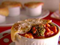 Pizza Pot Pies