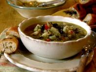 Rich Menisha Vegetable Soup