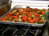 Jewel Roasted Vegetables