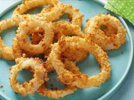 Good 'n' Healthy Onion Rings