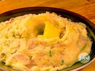 Irish Potato-Cabbage Colcannon