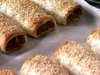 Pork and Veal Sausage Rolls