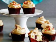 Classic PB and J Cupcakes