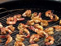 Dry Rub Shrimp