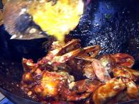 Singapore-Style Chili Crabs