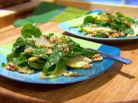 Easy Pear and Arugula Salad