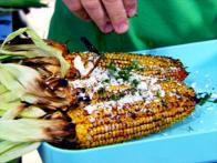 Grilled Cuban Corn