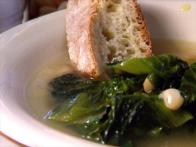 Hearty Escarole and Bean Soup