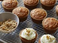 Delectable Carrot Cupcakes
