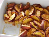 Peach French Toast Bake