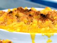 Macaroni with Four Cheeses