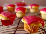 Strawberry-Glazed Cupcakes