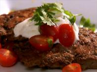 Emeril's Black Bean Cakes