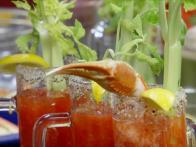 Snow Crab Bloody Caesars