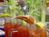 Snow Crab Bloody Caesars