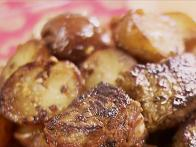 Sirloin Skewers With Potatoes