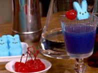 Absinthe and Peep Cocktail