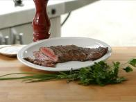 Top Steak: Grilled Flatiron