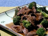 Chinese at Home: Broccoli Beef