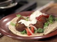 Lee Anne's Tofu Falafel Recipe