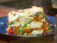 Exotic Vegetable Lasagna